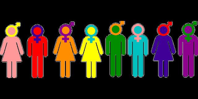 Gender Identity Teyhou Smyth